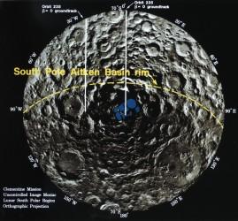 ...проведенного в прошлом году, когда американское космическое агентство запустило в лунный кратер ракету со...